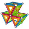 Kép 3/7 - Geomag panel csillogós 68db