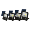 Kép 4/5 - Napelem paneles LED reflektor - 10 W