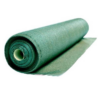 Kép 7/7 - Árnyékoló háló medence fölé, kerítésre, GOLDTEX 1,8x50m zöld 95%-os takarás