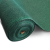 Kép 1/7 - Árnyékoló háló medence fölé, kerítésre, SUPERTEX 1,8x50m zöld 99%-os takarás