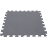 Kép 7/7 - INTEX medence szőnyeg 2 m2/csomag, szürke (29084)