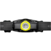 Kép 3/5 - LEDLENSER MH3 outdoor LED fejlámpa 200lm 1xAA fekete/sárga