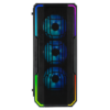 Kép 4/7 - HÁZ BitFenix Enso Mesh RGB Midi-Tower - Fekete