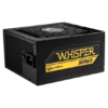 Kép 3/7 - TÁP BitFenix Whisper M 80 Plus Gold - 650 Watt