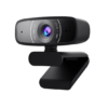 Kép 1/7 - WBC ASUS C3 webcam 1920 x 1080 pixels USB 2.0 Black