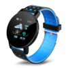 Kép 2/4 - Mountee Smart Watch Blue