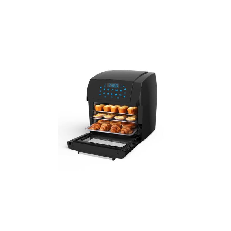 Digitális meleglevegős sütő