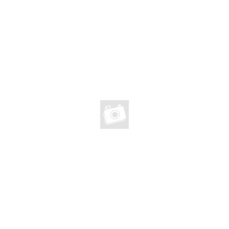 Feltekerhető napellenző, sárga csíkos, 300x120 cm