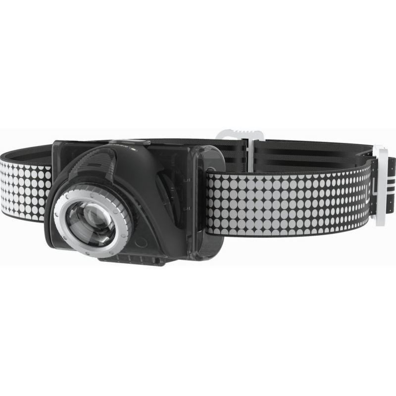 LEDLENSER SEO7R tölthető fejlámpa fekete 6007