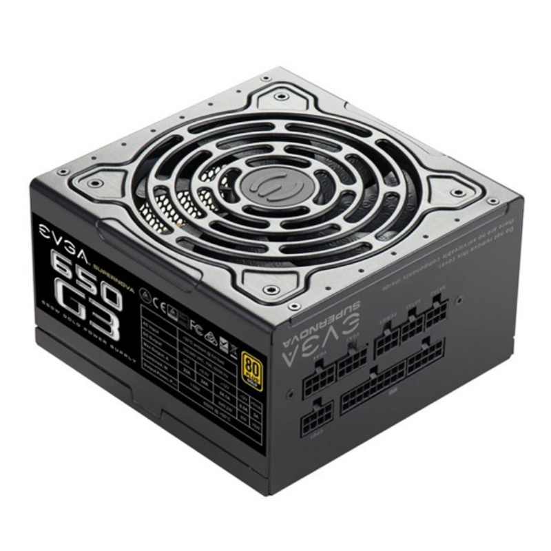 TÁP EVGA SuperNOVA 650 G3, 80 Plus Gold 650W, Fully Modular