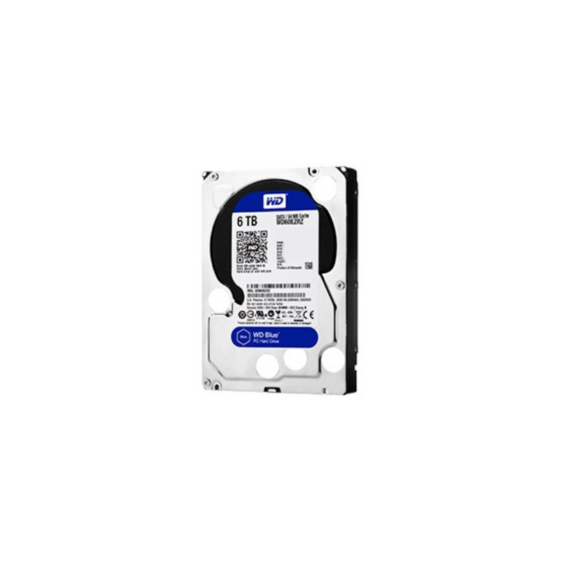"""HDD 3,5"""" WD 4TB SATA3 5400rpm 64MB Blue - WD40EZRZ"""