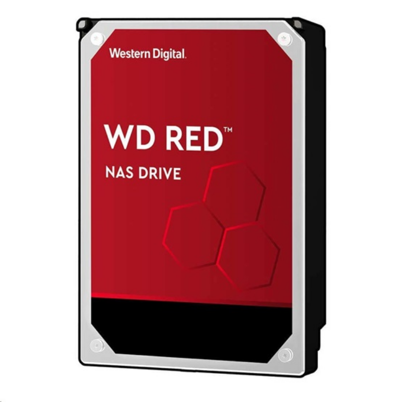 "HDD 3,5"" WD 6TB SATA3 5400rpm 256MB Red - WD60EFAX"