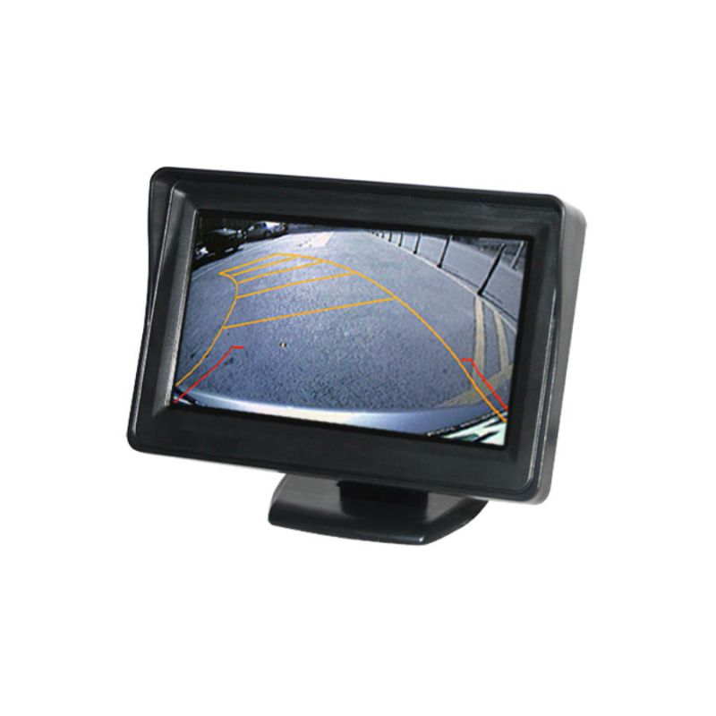 "Golden Eye 4,3"" monitor univerzális, 480x272, 12V"
