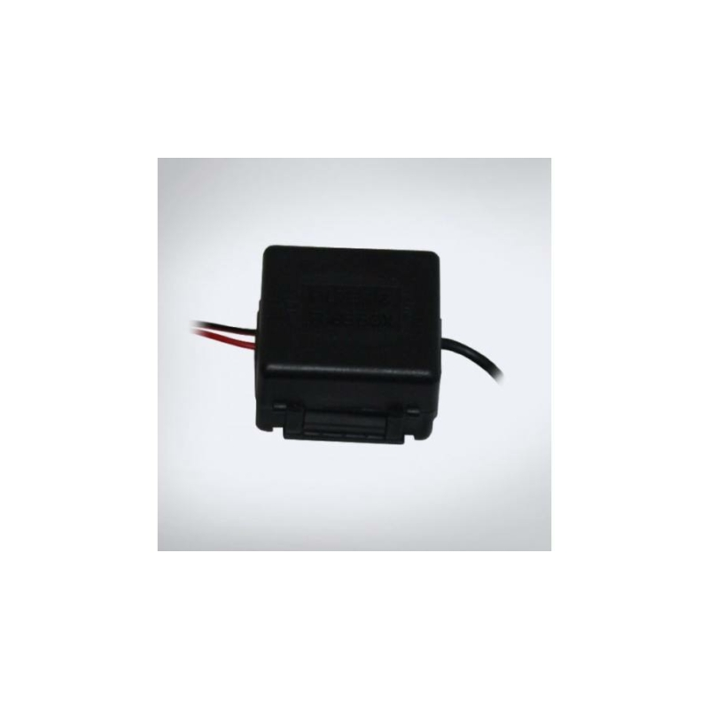 ABM 24V/12V adapter: 24V/12V feszültség-átalakító adapter tolatókamerákhoz